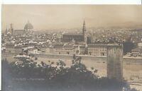 Italy Postcard - Firenze - Panorama   U414