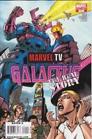Marvel TV: Galactus - The Real Story #1 Comic Book