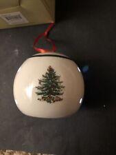 spode christmas tree ornaments Multicolor Baubles Ornament Nib Free Shipping
