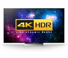 Sony LCD 2160p (4K) Max. Resolution TVs Active 3D Technology