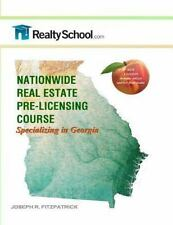 Nationwide Real Estate Pre-Licensing Course: Specializing in Georgia (2014,...