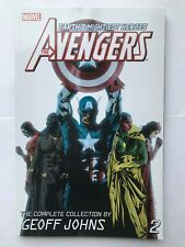 The Avengers Complete Collection by Geoff Johns Volume 2 -Marvel Trade Paperback