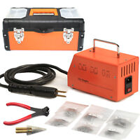 Hot Stapler Kit  Welder Welding Machine Plastic Auto Bumper Body Repair 110V TIG