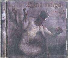 PUTRID INBRED Scavenger CD EXCELLENT