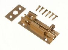 BOULON PORTE - compensé à manivelle 75mm 3in cuivre et vis (Qté de 1)
