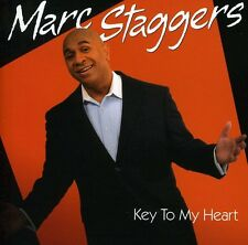 Key To My Heart - Marc Staggers (2011, CD NEUF)