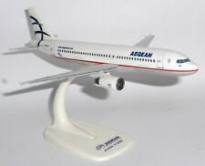 Airbus A320 Aegean Airways Greece Collectors Model Scale 1:200 Branded Box G