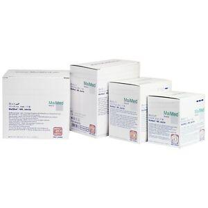 MaiMed - MK steril Mullkompressen 8-fach verschiedene Größen Verbandmull