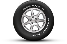 Galaxy R1 Tyres | Radial G/T | RWL | 295/50R15 105H