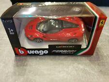 Modellauto Bburago Ferrari LaFerrari 1/43