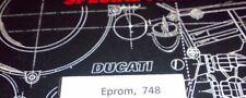 Motobike Ducati 748S Biposto Stock Eprom for IAW16M ECU 95-02  ORIGINAL EXHAUST