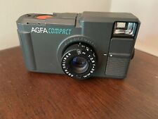 AGFA Compact film camera with fast Color Solinar f2.8 / 39mm lens
