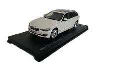 ORIGINALE BMW 3er Touring F31 Modellino Auto MINIATURA 1:18 bianco alpi