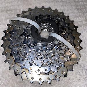 SRAM cassette mountain gravel cyclocross 8 speed 11 - 32 teeth