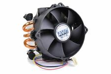 Brand New AVC (FOR LGA775 ONLY) CPU Cooler Heavy Duty Heatsink Copper Pipes Base
