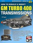 Chevy Gm Th400 Turbo 400 Transmission Book - Stock To Performance Race Book