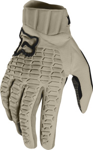Fox Women's Defend Full Finger Glove - Medium - Sand - NEW!!!!