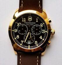 Victorinox 241647 Infantry Chronograph Analog Quartz Watch Round 40mm Case