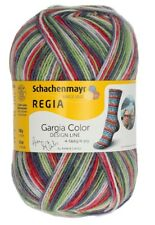 Regia Sock yarn Design 4-ply Arne & Carlos 100g/459yd #3858 Miron