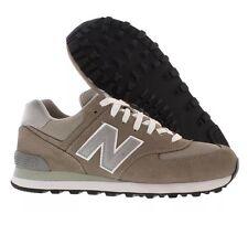 New Balance J Crew 574 Suede Men's Shoes Size 8 Basics Denim USA Heritage Grey