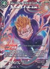 Dragon Ball Super Card Game! Son Gohan, Frère de Confiance BT7-006 SR/VF
