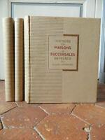 Histoire Las Casas De Grad Gilles-Normand 3/3 Cplt Ex. Justificado 1936