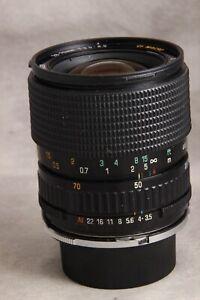 Tamron 28-70mm 3.5~4.5 CF Macro Zoom, BBAR MC, Mount Choice