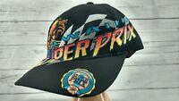 1999 Hawaiian Super Prix 1 Cap Hat Black