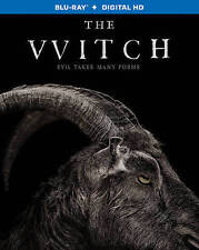 THE WITCH NEW BLU-RAY