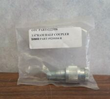 "NEW OTC 222558 1/4"" Ram Half Coupler for 1513 & 1515"