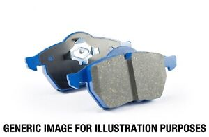 EBC Brakes DP51140NDX EBC Bluestuff NDX Full Race Brake Pads