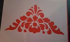 1187 Schablonen Muster Wandtattoos Stencils Wandbilder Airbrush Wanddekoration