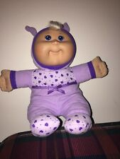 "CBK~ Cabbage Patch Kids/Baby ~Purple  ~13"" ~Plush"
