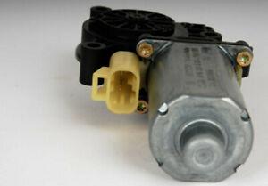 Power Window Motor Kit Rear/Front-Left ACDelco GM Original Equipment 88987651