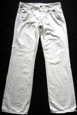 PUMA Damenhose - Jeans EVISU PUMA Gr. 28 Creme
