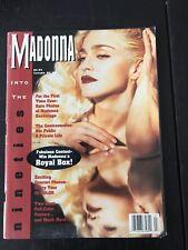 Madonna Into The 90's Magazine / Madame X / Blond Ambition Tour