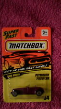Matchbox - 1-75 - #34 Plymouth Prowler - Metallic Purple