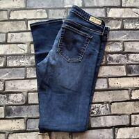 Anthropologie AG Adriano Goldschmied The Stilt Cigarette Leg Jeans Women's 29R