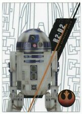 2016 Star Wars High Tek Form 2 Pattern 3 #SW92 R2-D2