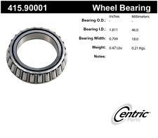 Wheel Bearing-Turbo Carrera Centric 415.90001
