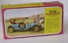 Repro Box Matchbox MOY Nr.12 Thomas Flyabaout Blisterbox