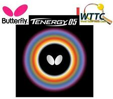 Butterfly Tenergy 05 Red 2.1mm Table Tennis Rubber
