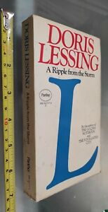 GG LIBRO:  DORIS LESSING - A RIPPLE FROM THE STORM - 1965