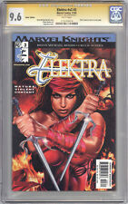 Elektra v2 #3 Recalled Nude Risque Variant Edition CGC 9.6 SS By Greg Horn