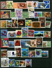 New Zealand: Packet of 50 G-FU stamps (Ref 1798)