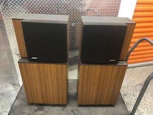 BOSE 8.2 Speakers ( PAIR )