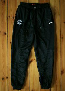 Nike Jordan PSG Paris Saint Germain Hose Schwarz Weiß Gr. S NEU BQ8374 010
