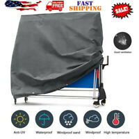 Heavy Duty Waterproof Table Tennis Ping Pong Table Cover Protector Outdoor US AN