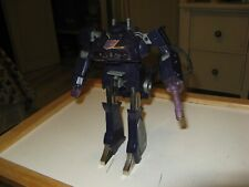 Transformers G1 Decepticon Operations Shockwave  Lot # 3 for Fix or Repair