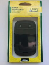 Genuine OTTERBOX Impact Series Case for Blackberry Bold 9900 and 9930 - Black